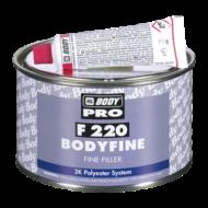Bodyfine kétkomponensű finom kitt 250g