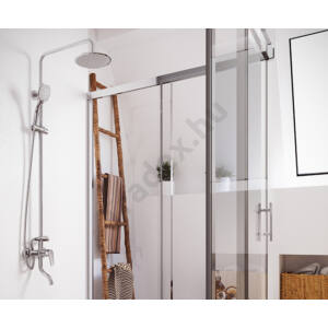 Zenit zuhanyrendszer alsó kifolyócsővel