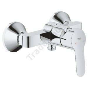BauEdge Egykaros zuhanycsaptelep 1/2″