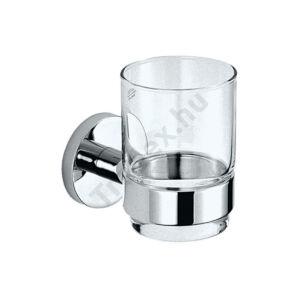 Fiesta pohártartó üvegpohárral