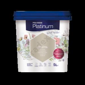 Poli-Farbe Platinum egyrétegű beltéri falfesték