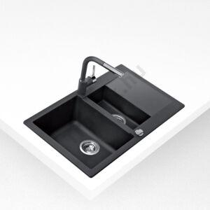 Clivo 60 B-TQ Metál fekete
