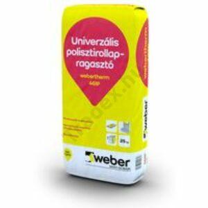 WEBER 461P EPS RAGASZTÓ 25KG