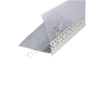 THERMOMASTER PVC vízorros élvédő üvegszövet hálóval 10 x 10cm - 2,5m
